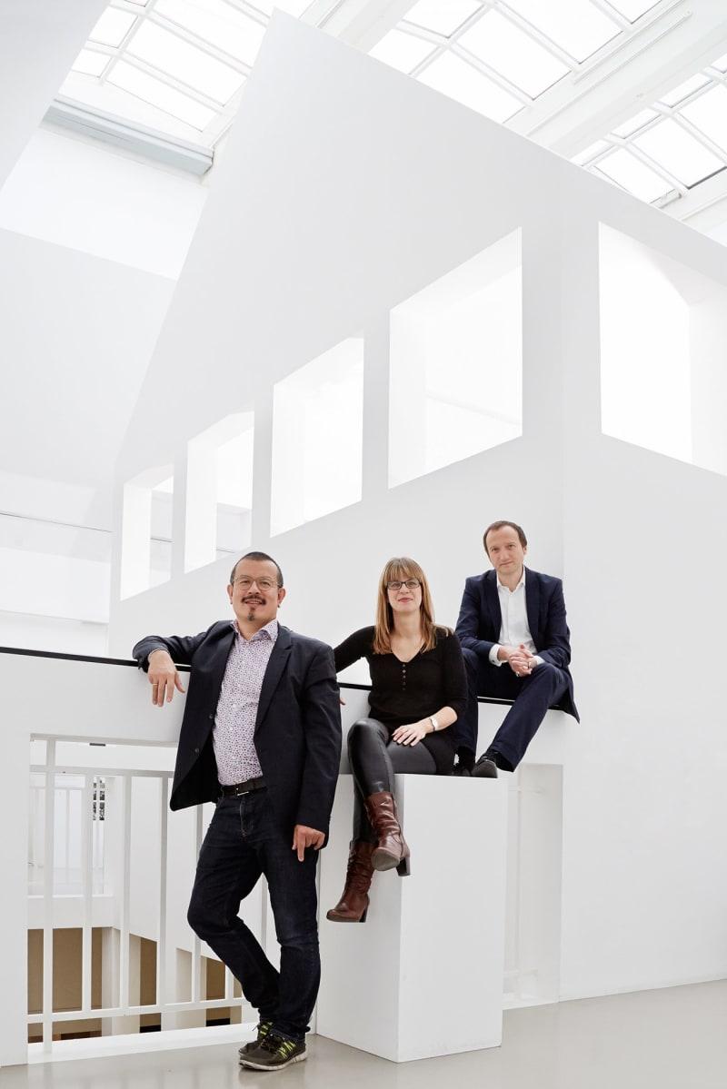 DAM Biennale Team