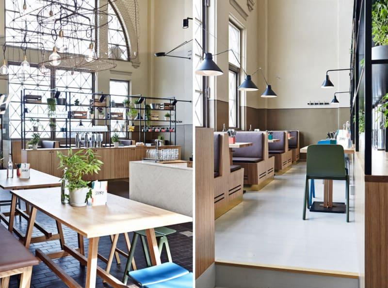 Story Restaurant, Helsinki