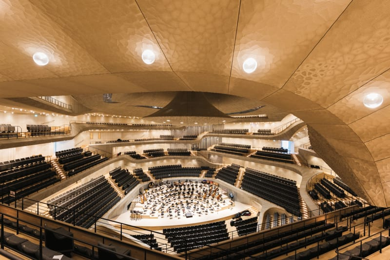 Elbphilharmonie Konzertsaal B
