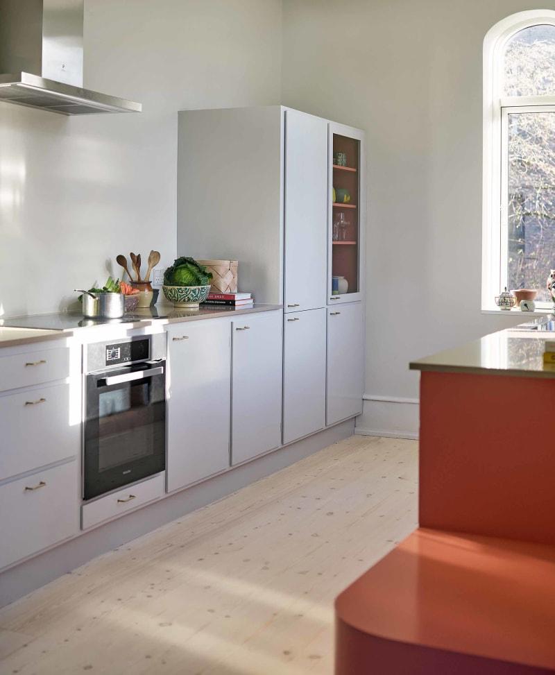 """Küche """"Frame"""" von Stilleben Architects in Kopenhagen"""