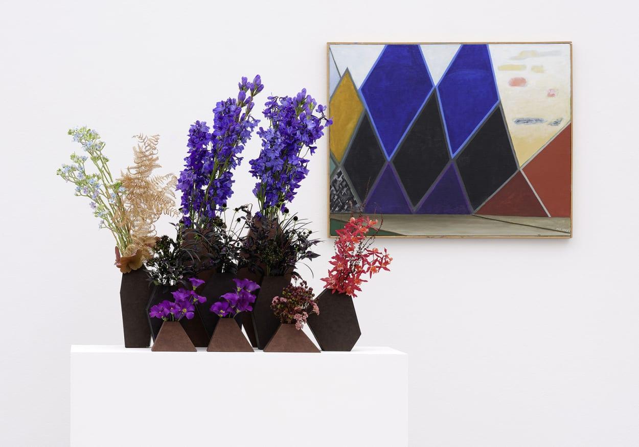 Einwochige Ausstellung Blumen Fur Die Kunst Ad