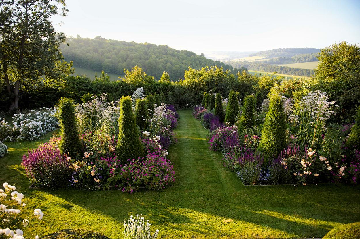 Jinny Blom, Gartenkunst, Landschaftsarchitektur