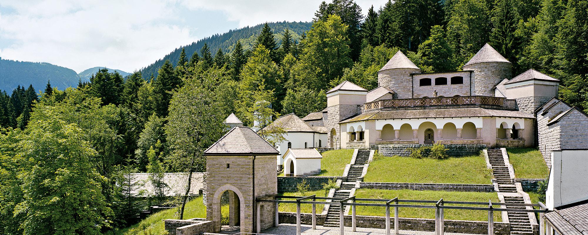 Schloss Ringberg, Architektur, Friedrich Attenhuber