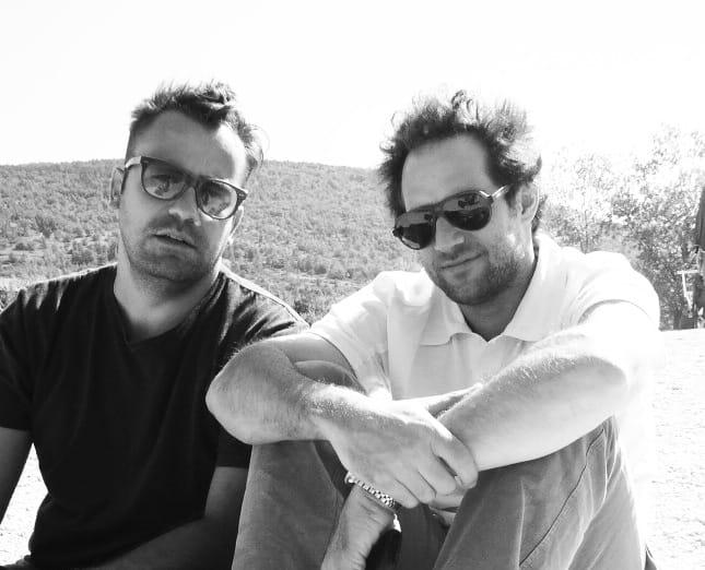 Anton Cristell und Emanuel Gargano