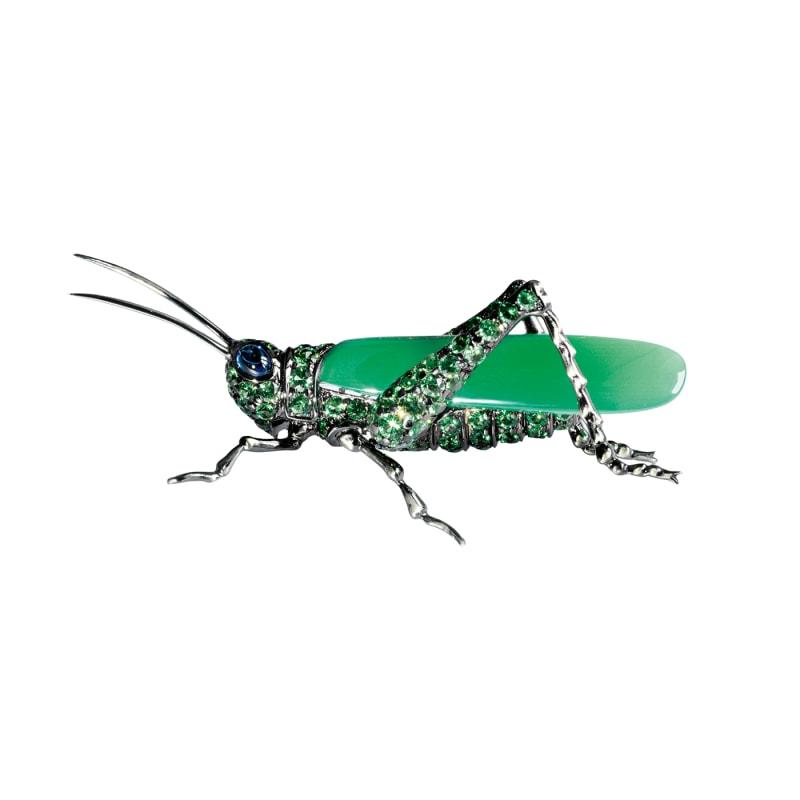 "Thomas Jirgens Juwelenschmiede, ""Grasshoppers"""