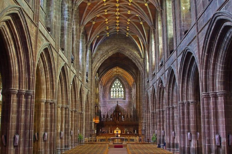 2. Kathedrale von Chester