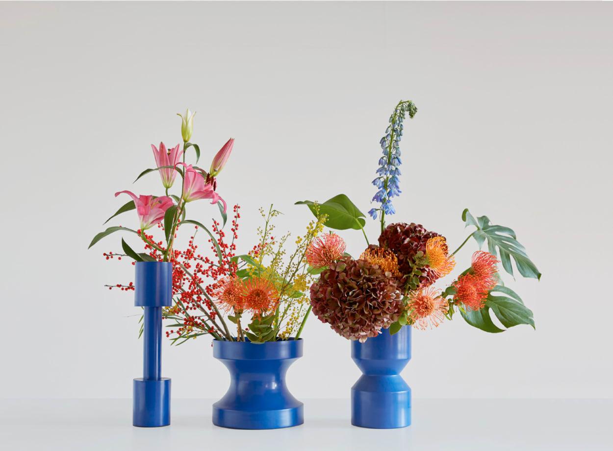 Geometrische Vasen, Llot Llov Vase, Llot Llov Design, Ania Bauer, Jacob Brinck