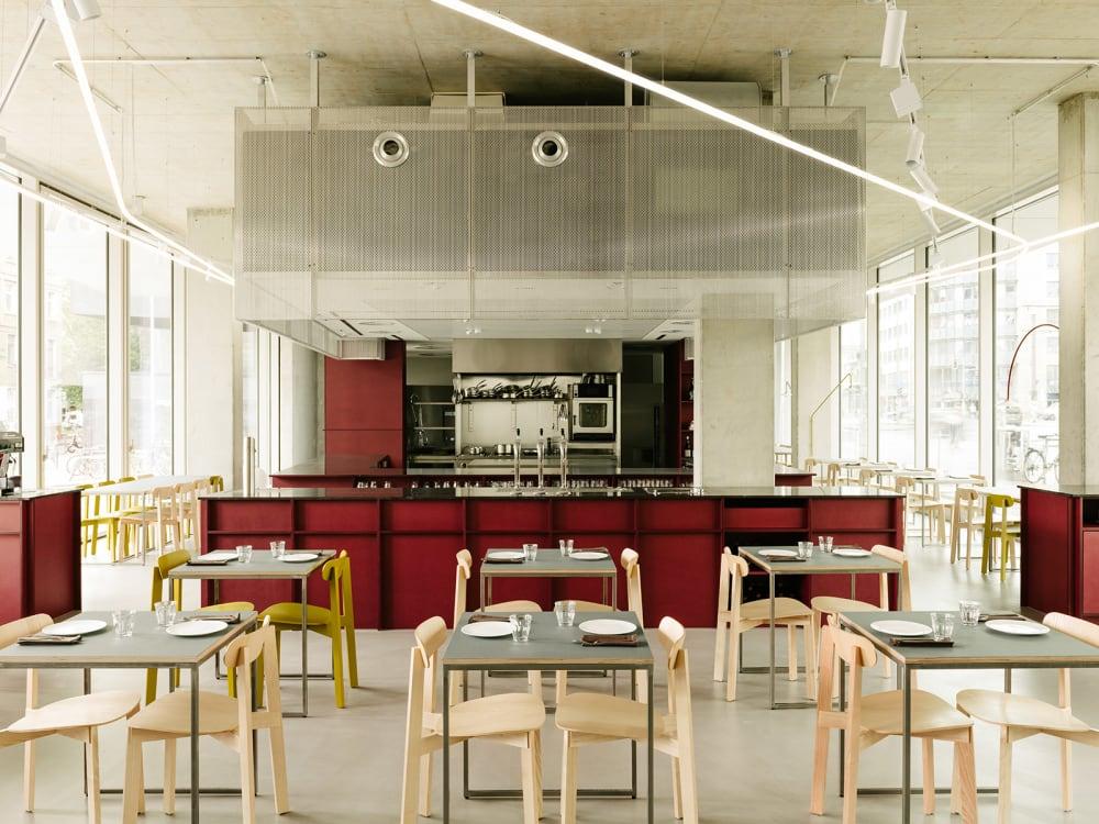 Fine Dining im neuen Berliner Restaurant Remi