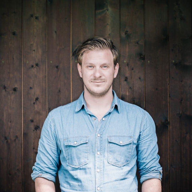 Matthias Lehner Portrait