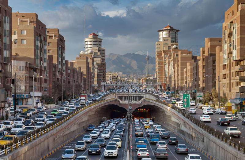 3. Teheran, Iran