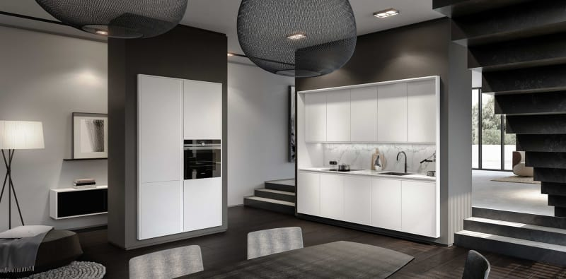 "4. Siematic ""Pure Collection"" – filigran gerahmt"
