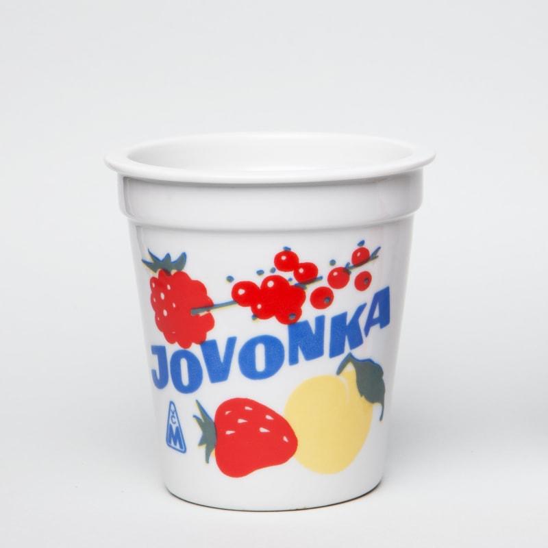 Joghurtbecher aus Porzellan von Eva Pelechová