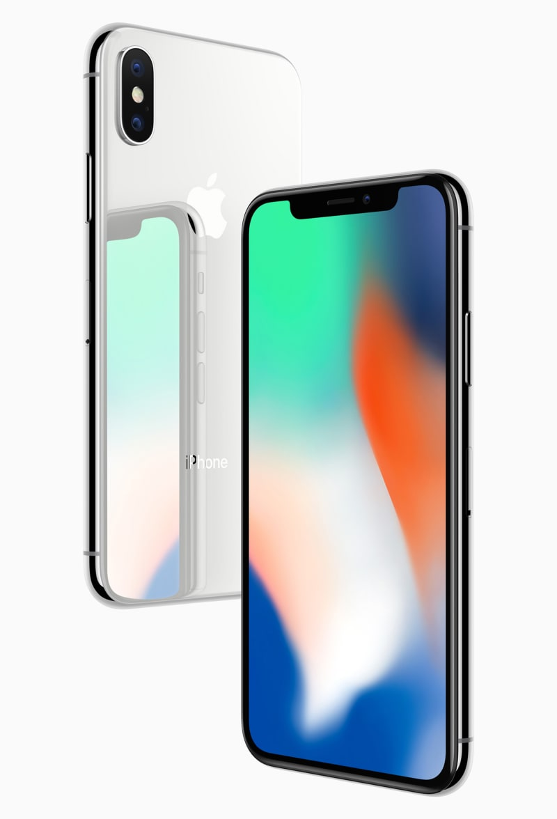 4. iPhone X von Apple