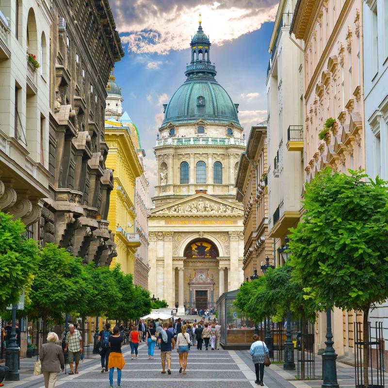 2. Budapest, Ungarn