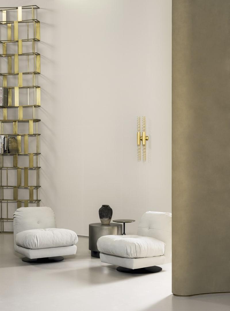 """Stuhl """"Milano"""" von Baxter"""
