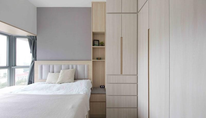 Patrick Lam Hongkong Schlafzimmer