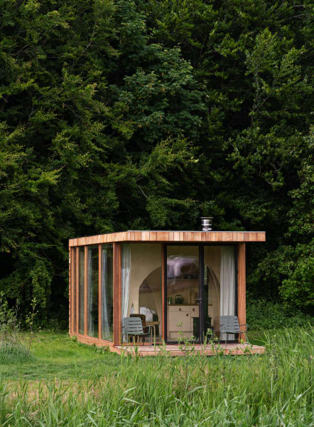 Forest Cabin Retreat