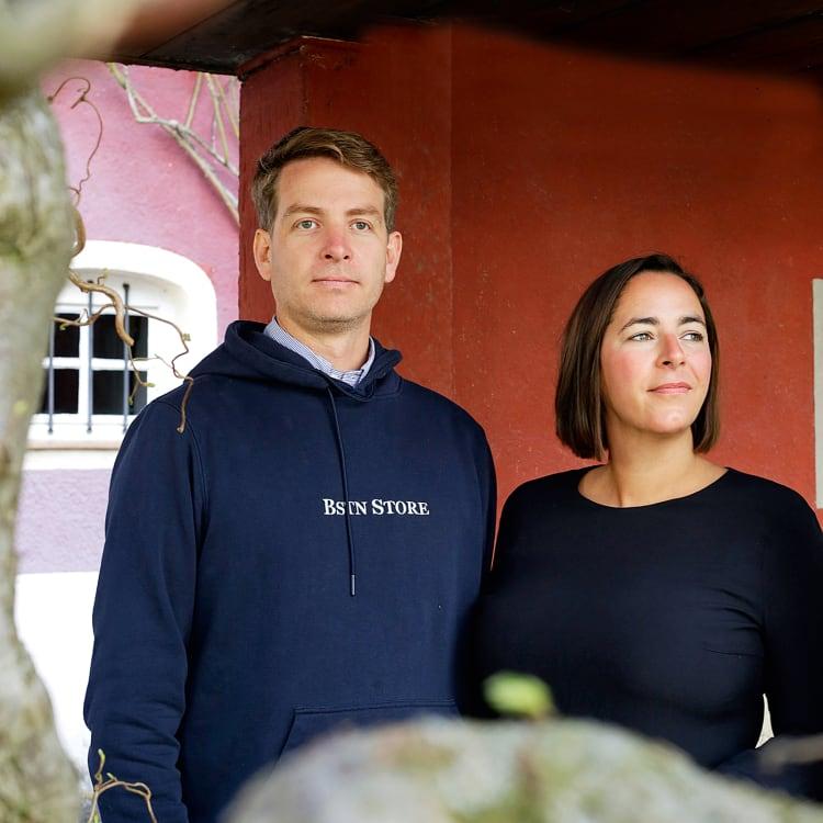Nicole Maalouf und Daniel Eichhorn