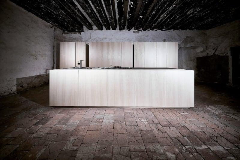 """Küche """"Lenya"""" von Mühlböck in Schloss Neuhaus"""