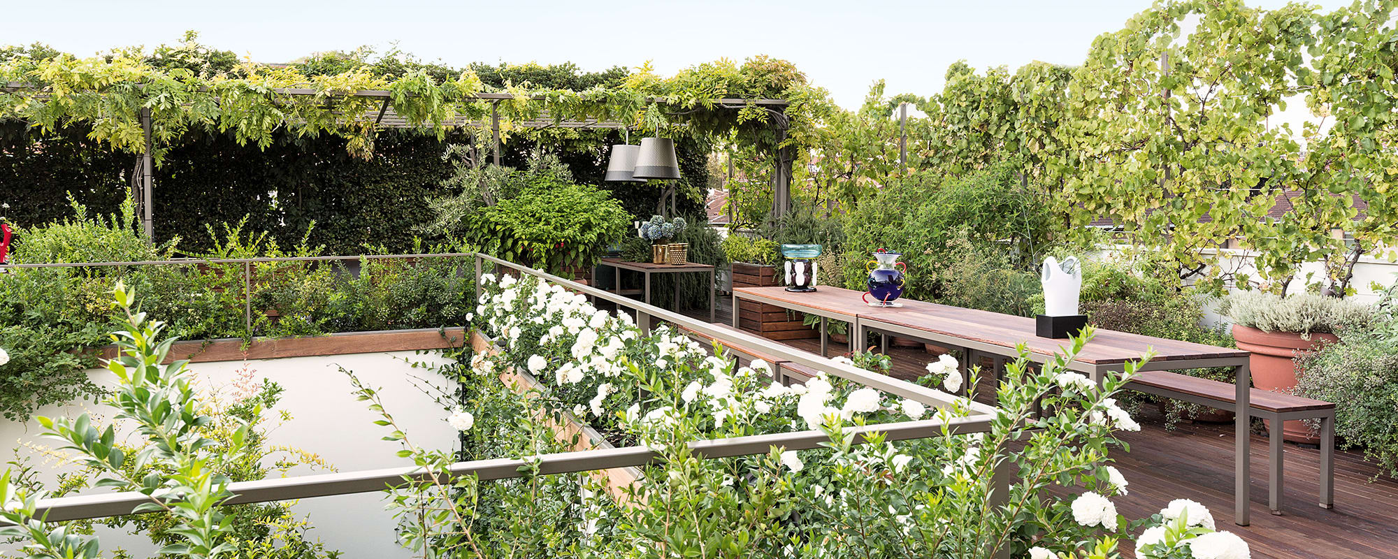 Giovannoni, Outdoor, Dachterrasse