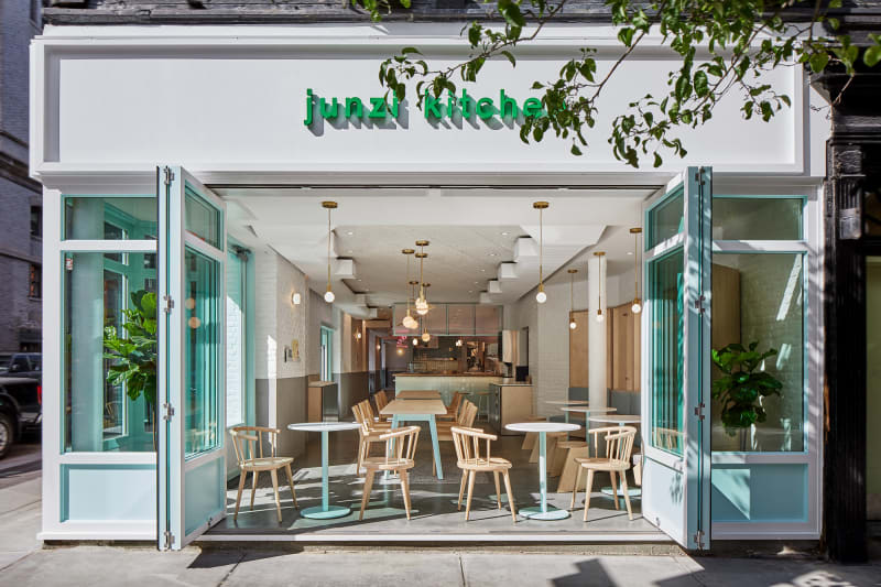 """Junzi Kitchen"", New York"