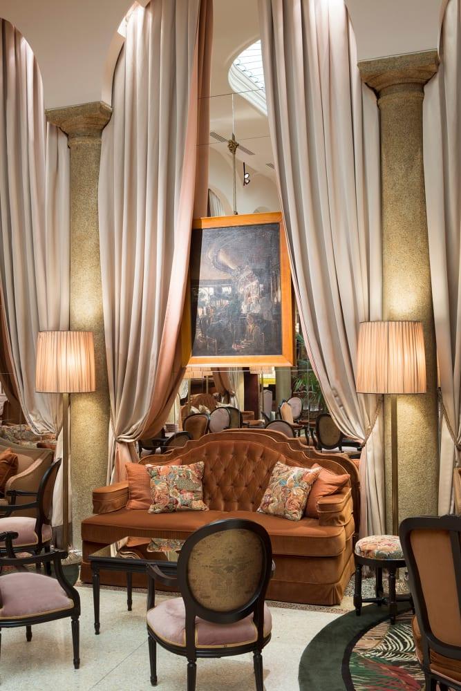 """Das """"Grand Hotel et de Milan"""" erstahlt im neuen Glanz"""