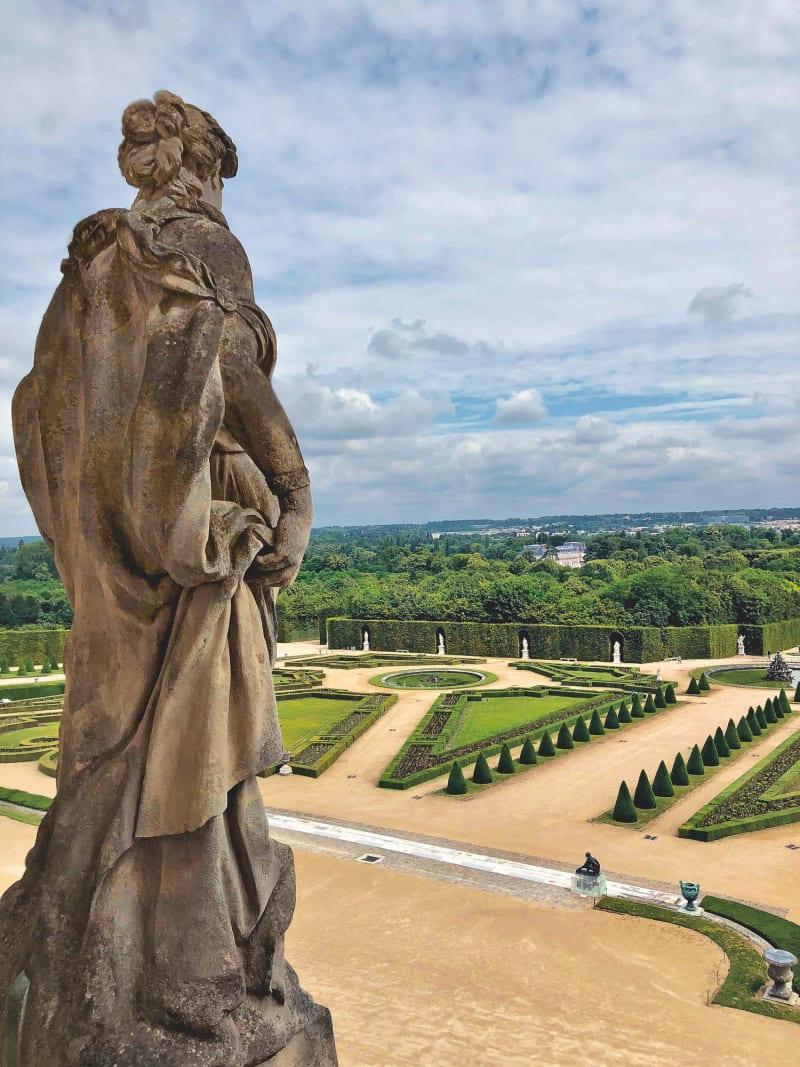 Park von Versailles