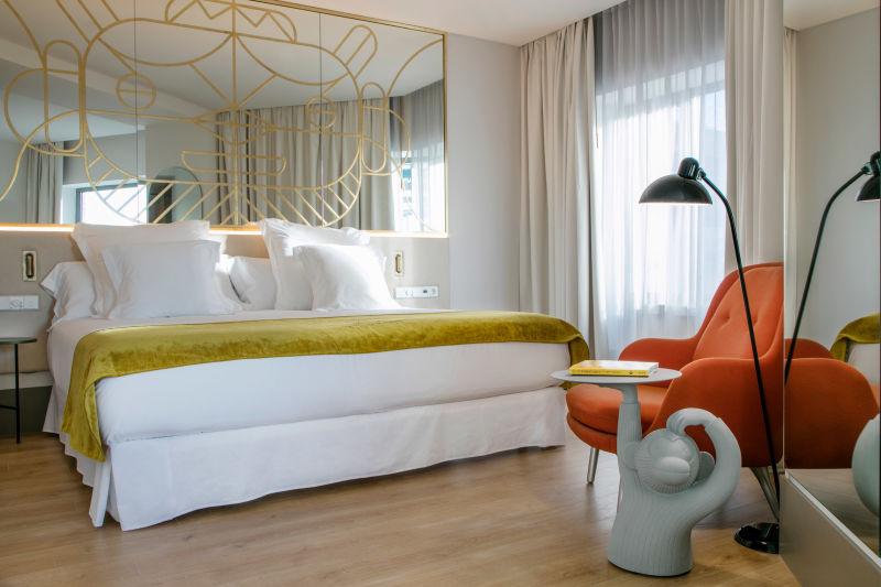 Barceló Madrid Zimmer