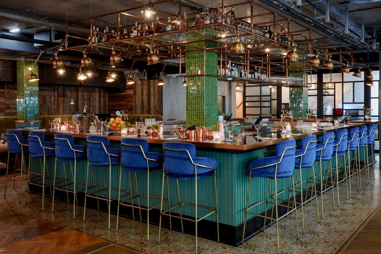 Seven North, Wien, Restaurant, Eyal Shani