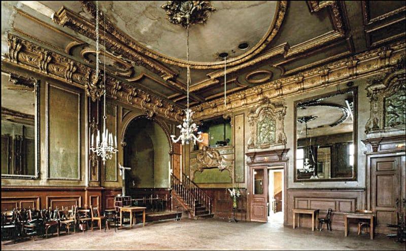 Spiegelsaal, Berlin