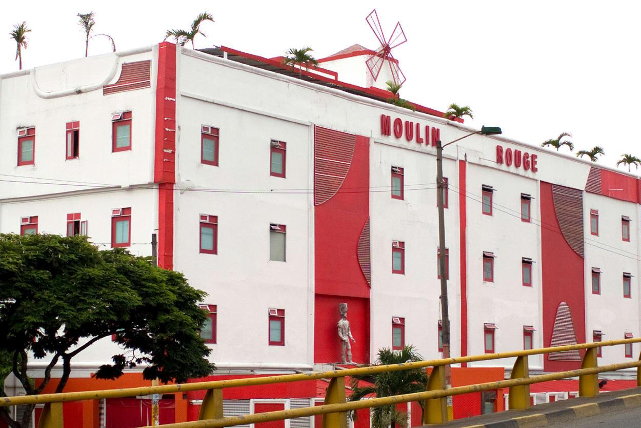 Hotel, Cali, Kurt Hollander, moulin Rouge