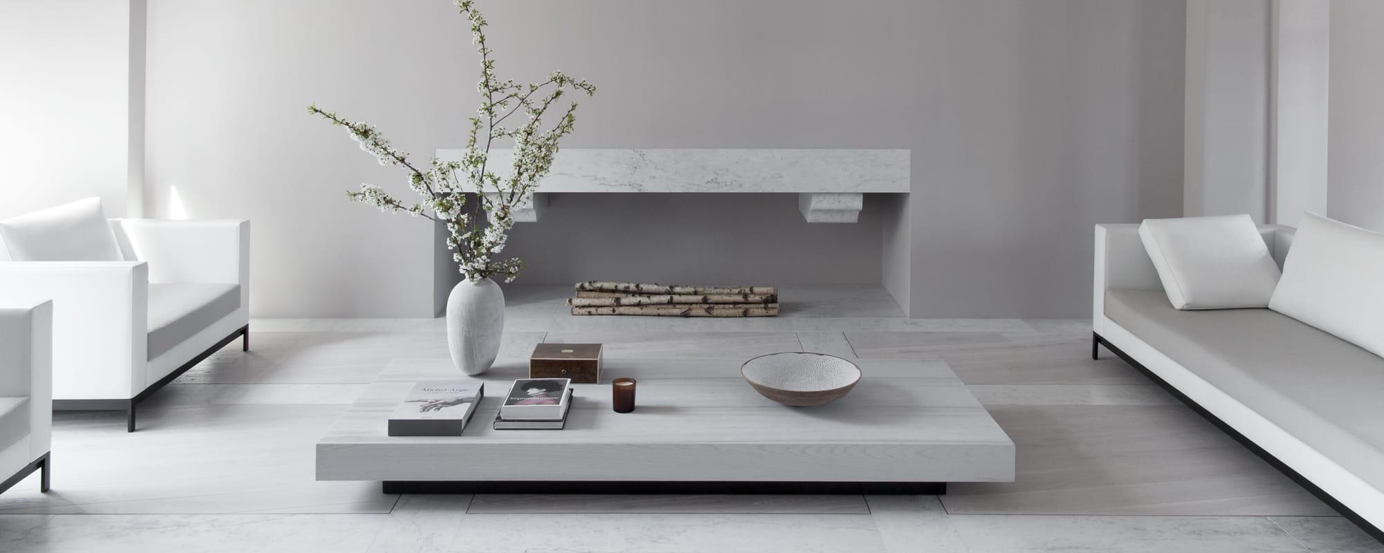 Ganz in Weiß: Apartment von Guillaume Alan in Paris - AD