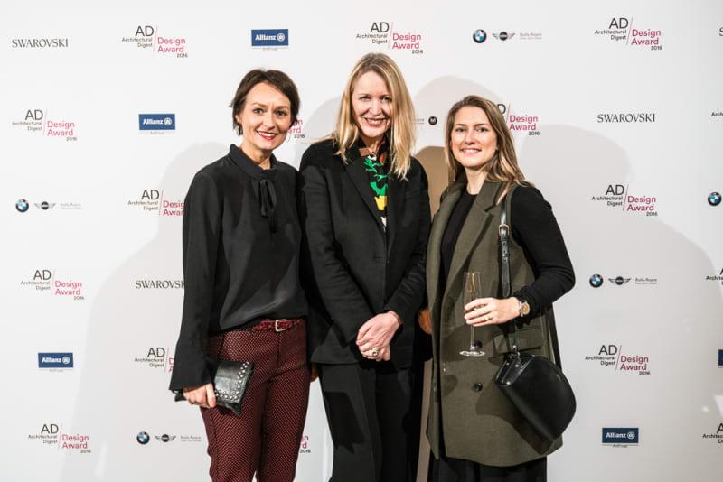 Stefanie Walkenhorst, Ingrid Hedley, Julia Junge