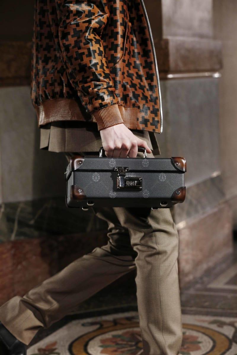 Geschichte im Gepäck: Neue Koffer von Berluti