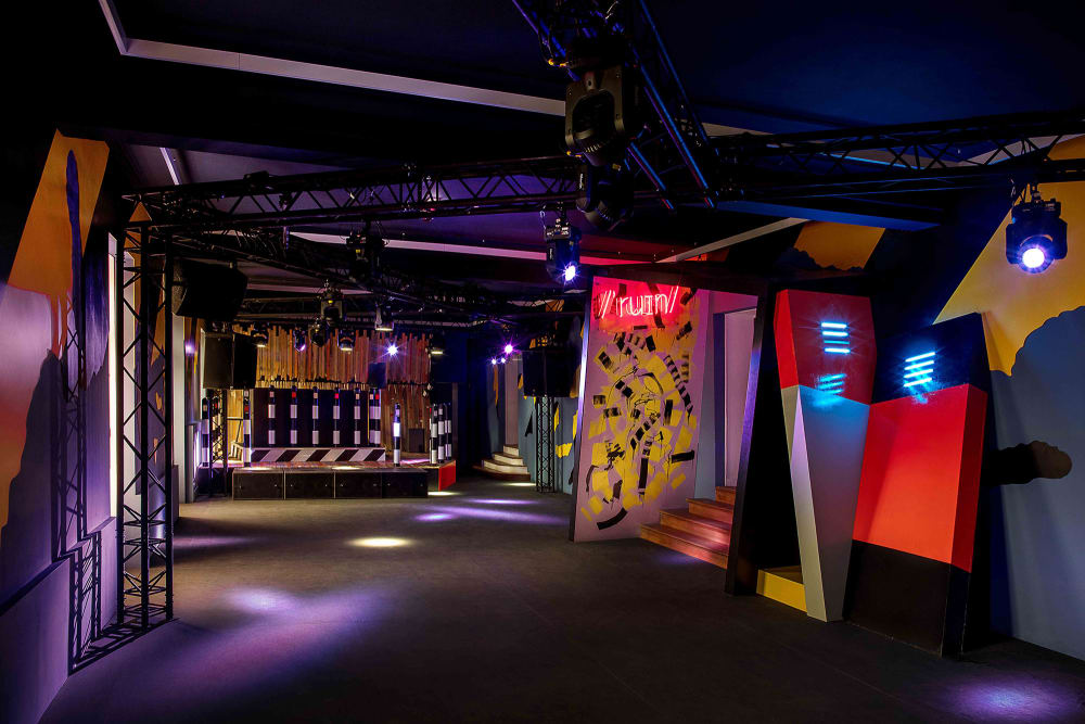 Virgil Abloh gestaltet einen Pariser Nachtclub – AD nimmt sie zuerst mit hinein