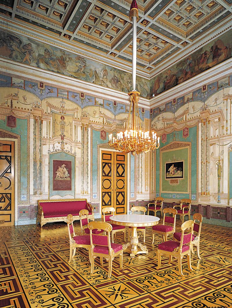 Leo von Klenze in der Münchner Residenz