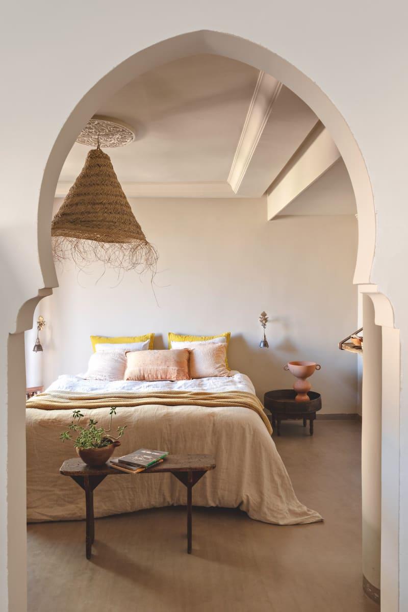 Homestory Marrakesch: Zu Hause bei Cyrielle Rigot und Julien Phomveha