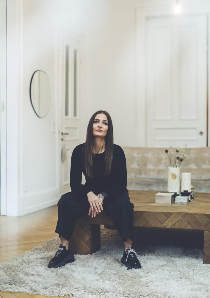 AD zu Hause bei Tätowiererin Melina Wendlandt