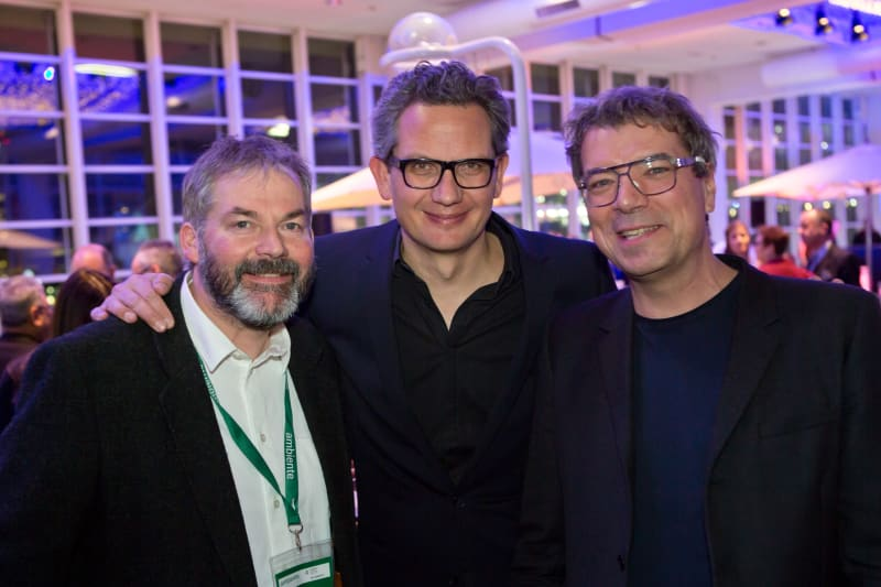 Ross Hunter, Sebastian Bergne, Veit Streitenberger
