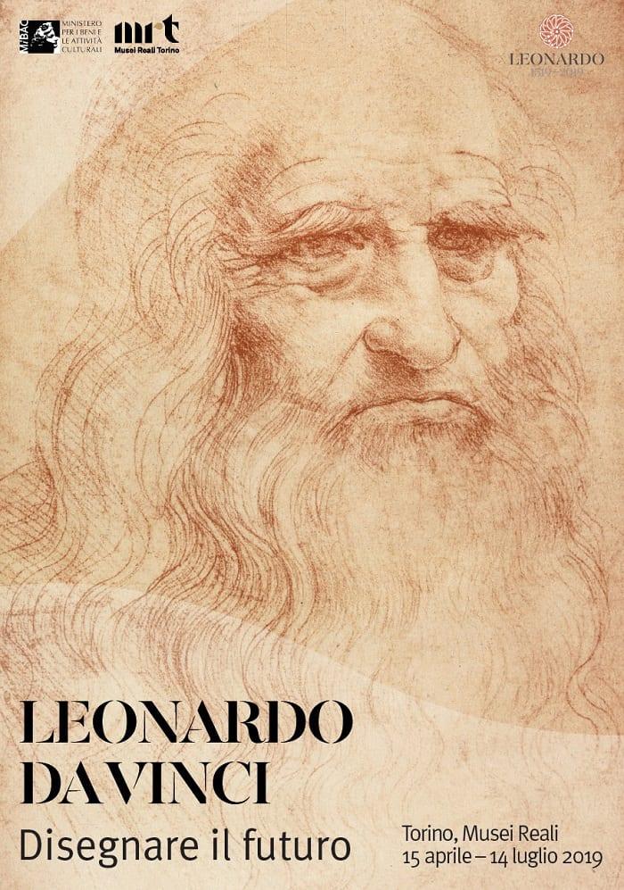 """8. """"Leonardo da Vinci. Disegnare il futoro"""", Musei Reali, Torino"""