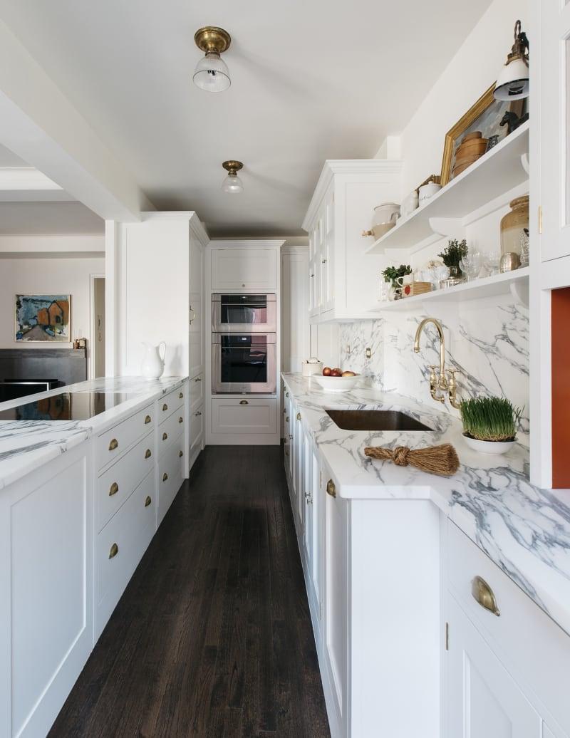 Küche von Plain English in Manhattan