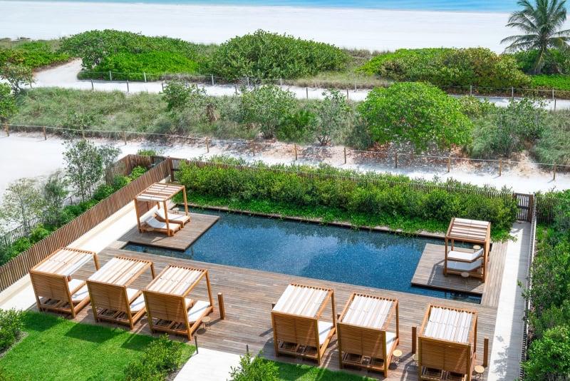 Miami Beach Penthouse Pool