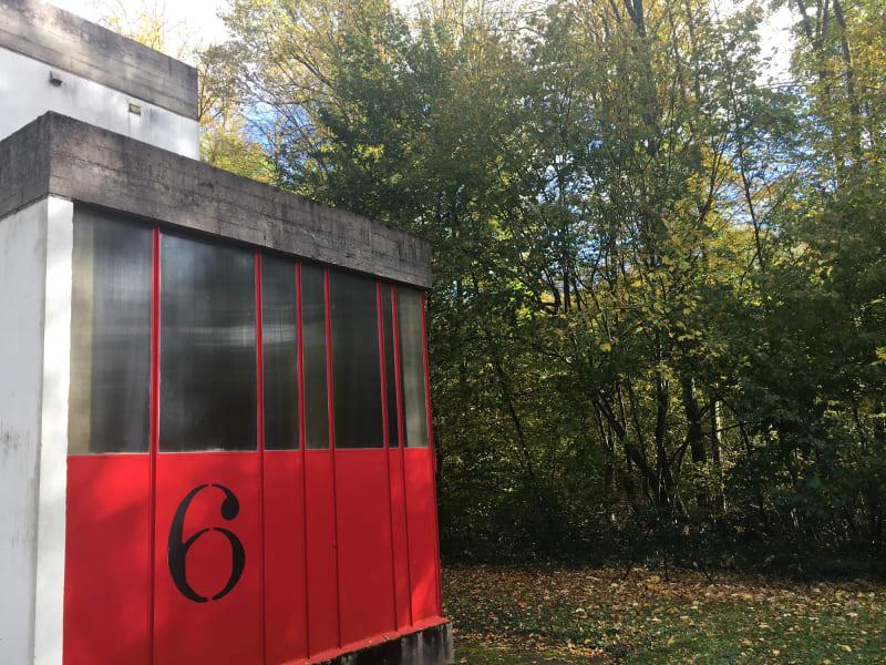 Denkmalgeschütztes Atelierhaus, Briey-en-Forêt