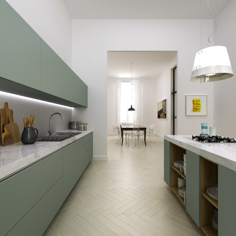 Filippo Carandini Studio B