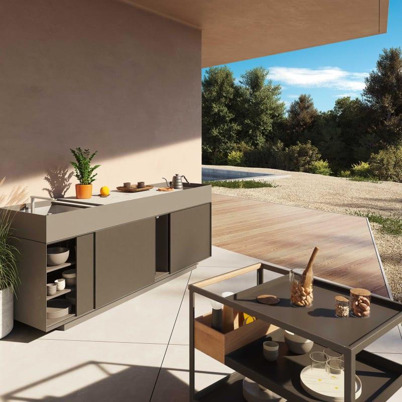"""""""Outdoor Kitchen"""", Kettal"""