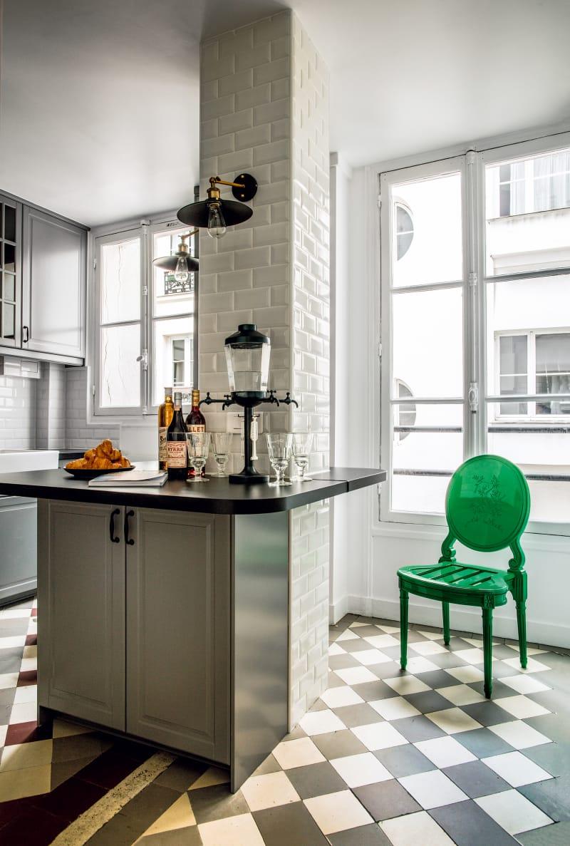 Hilary Swank Küche