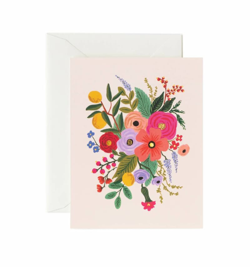 "10. Rifle Paper Co., ""Garden Party Blush"""