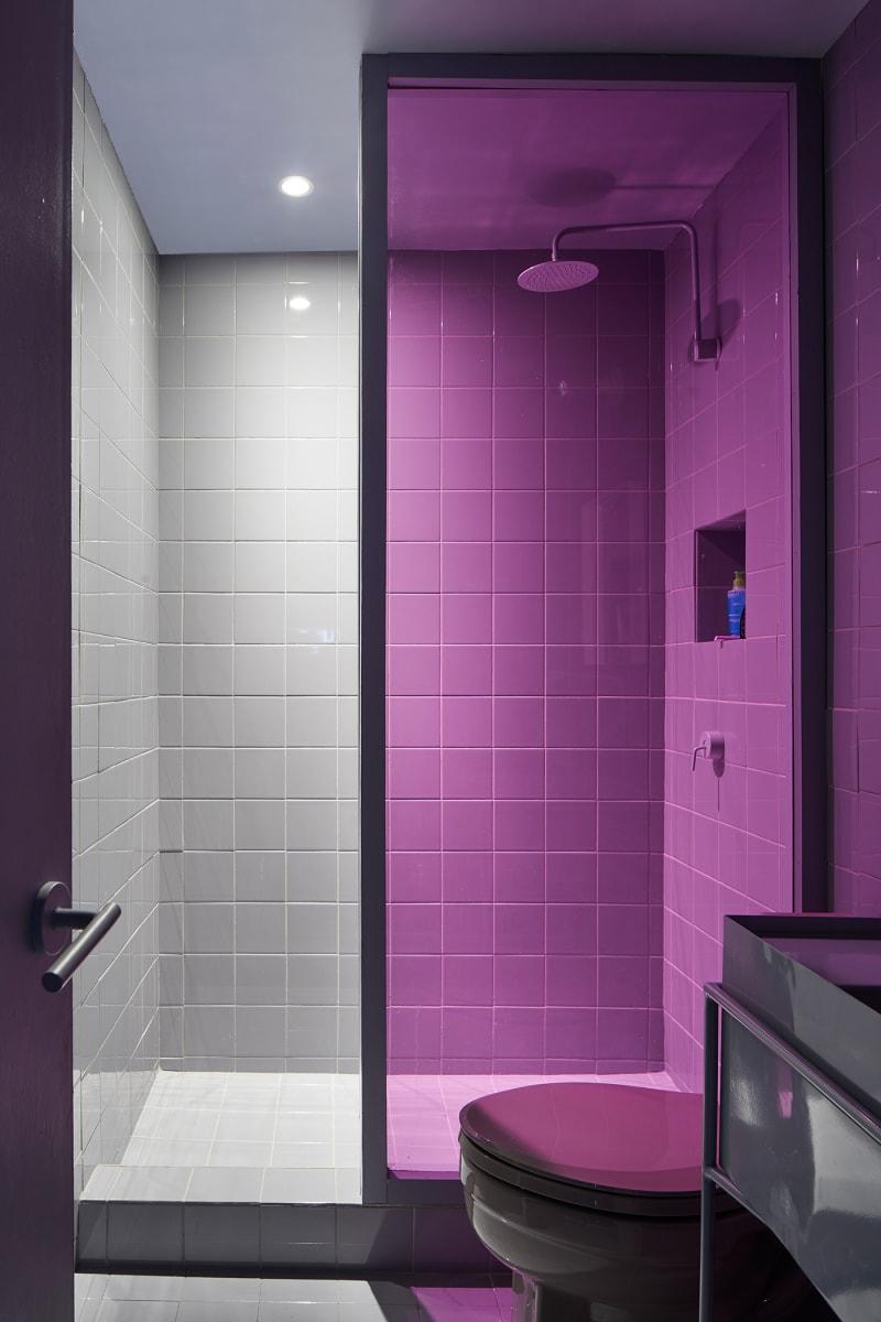 Harry Nuriev Nolita Apartment Badezimmer