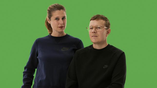 Clara von Zweigbergk und Shane Schneck