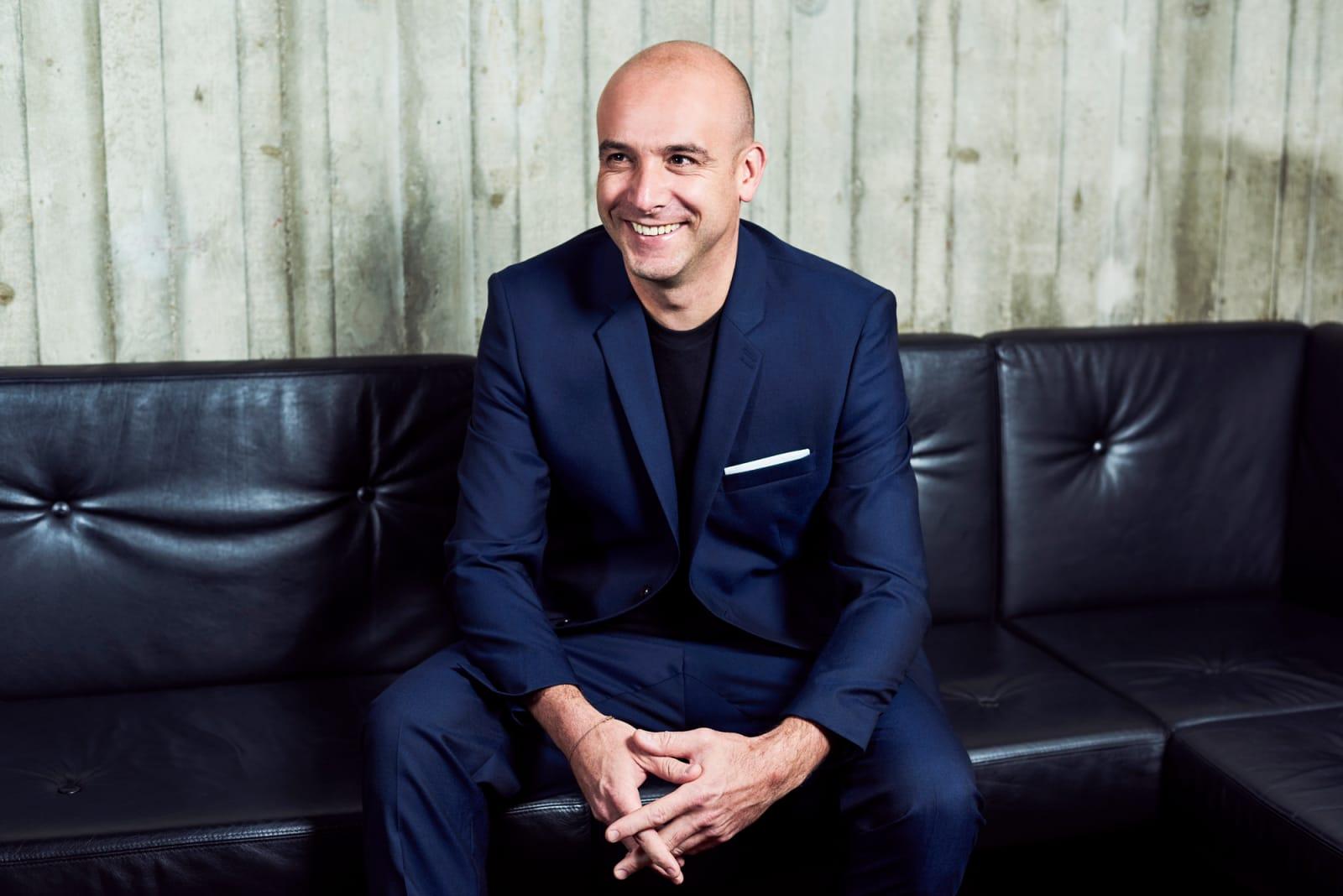 """""""Tantris"""" Executive Chef Matthias Hahn"""